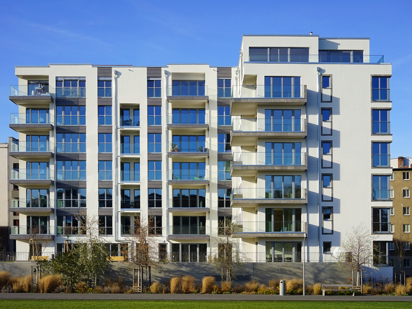Appartment In Berlin Flottwellpromenade Housing Faber
